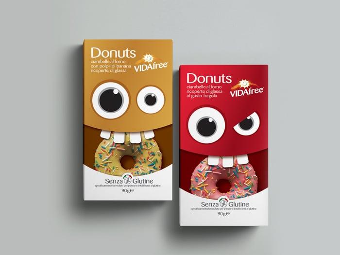 vidafree donuts anteprima